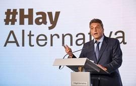 04/06/2019: Sergio Massa descartó una reunión con María Eugenia Vidal