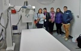 05/06/2019: El hospital San Isidro Labrador de Larroque tiene un nuevo equipo de Rayos X