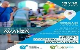 10/06/2019: Producción prepara las terceras jornadas de Desarrollo Local y Economía Social