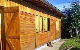 11/06/2019: En una localidad del departamento Concordia comenzarán a construir doce viviendas de madera