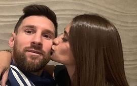 24/06/2019: La tierna foto y el mensaje de Antonela Roccuzzo por el cumpleaños del Lionel Messi