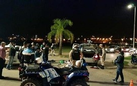 25/06/2019: Prefectura detuvo a un narco con casi diez kilos de marihuana y cocaína en Concordia