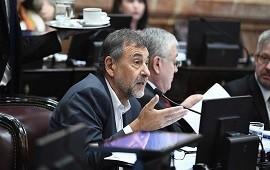 25/06/2019: Tras la renuncia de Pichetto, Carlos Caserio es el nuevo presidente del PJ en el Senado