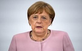 29/06/2019: Merkel habló de su salud tras los temblores en actos públicos
