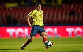 29/06/2019: James Rodríguez tras la eliminación de Colombia:
