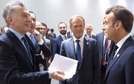 29/06/2019: Acuerdo Mercosur-Unión Europea: los miembros del bloque del Cono Sur celebraron el la finalización para dos décadas de febriles negociaciones