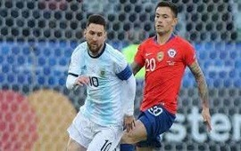 02/06/2021: Argentina recibe a Chile en la vuelta de las eliminatorias
