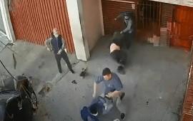 07/06/2021: San Justo: un empresario se resistió a golpes a un asalto