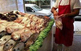 07/06/2021: Pescadazo: 12 toneladas de productos frescos a $ 100 el kg