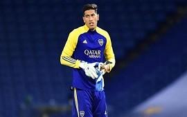 12/06/2021: Boca aceptó la oferta de Monterrey por Esteban Andrada