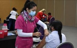 13/06/2021: En Concordia se aplicaron más de ocho mil dosis de vacunas Covid-19 en la última semana