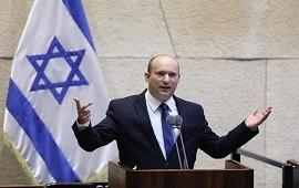 13/06/2021: Israel: Bennett asumió como primer ministro y puso fin a la era de Netanyahu