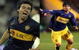 15/06/2021: Boca: Nicolás Gaitán y Éver Banega están en la mira