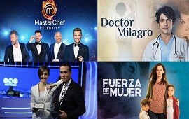 16/06/2021: Rating: Telefe tuvo cuatro de los programas más vistos