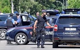 16/06/2021: Eurocopa: desactivan coche bomba cerca del Estadio Olímpico