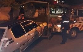 19/06/2021: Un joven fue derivado al Masvernat tras ser impactado por un automovilista que circulaba con la licencia vencida