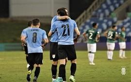 24/06/2021: Uruguay logró su primera victoria y comprometió a Bolivia