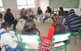 Se realizó una jornada de debate y reflexión para adolescentes de la ciudad de Concordia