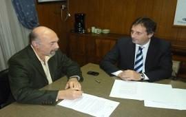 Entre Ríos y Tucumán acordaron trabajar en conjunto por el fortalecimiento institucional