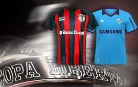 fútbol nacional San Lorenzo recibe a Bolívar en la semifinal de la Copa Libertadores
