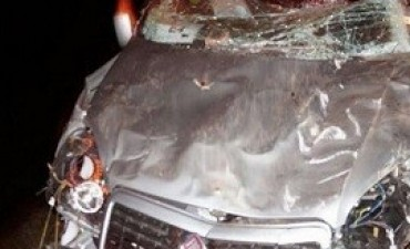 esta madrugada  Falleció en un accidente de tránsito en Brasil la hija de