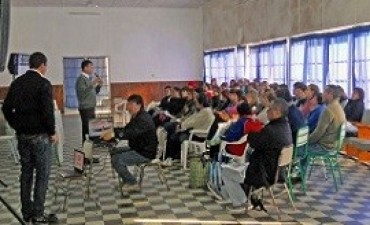Curso de buenas prácticas en manipulación de alimentos se realizó en Victoria y Nogoyá