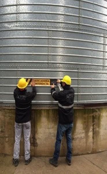 La AFIP detectó más de 350 mil toneladas de granos sin declarar
