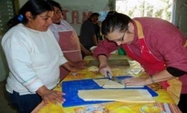Continúan ofreciendo talleres de Agricultura Familiar en la Región de Salto Grande