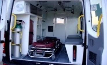 El Ministerio de Salud entregó a Chaco dos ambulancias de alta complejidad para traslado de recién nacidos