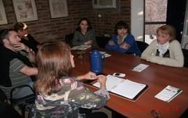 Brindan formación a referentes de centro de salud en prevención de adicciones