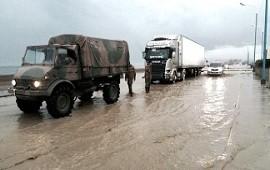 Más de doscientos damnificados por el temporal perdieron todos sus bienes