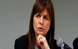 03/07/2017: Bullrich afirmó que no se permitirá que Argentina sea invadida por el narcotráfico