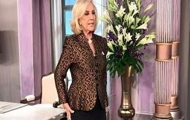05/07/2017: ¡Fuerte contraataque! Luis Majul amenazó a Mirtha Legrand