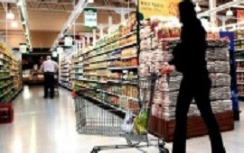 10/07/2017; Según el índice del Congreso, la inflación de junio fue 1,3%
