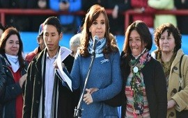 17/07/2017: CFK convierte las legislativas en una prueba de supervivencia