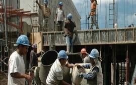 26/07/2017: Empujado por la construcción, el índice de empleo registró en junio un aumento de 0,8 por ciento