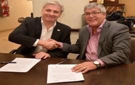 31/07/2017: Iosper firmó un convenio de reciprocidad con la obra social de Mendoza