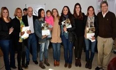 01/07/2017: Emprendedores del departamento Villaguay fortalecen sus proyectos productivos