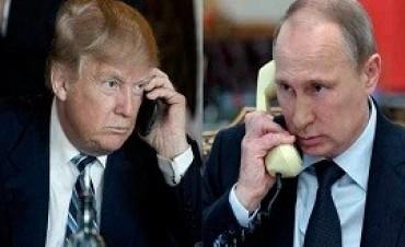 04/07/2017: Trump y Putin se reunirán por primera vez el 7 de julio en Hamburgo