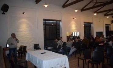 04/07/2017: Se desarrolló la jornada de producción porcina en Caseros