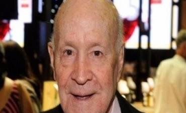 08/07/2017: Murió en Mendoza el empresario José Pedro Angulo, fundador de supermercados Vea
