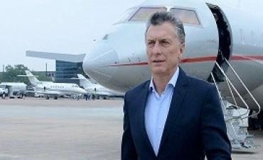 10/07/2017: Mauricio Macri gastó casi $ 50 millones en aviones charter en sus giras internacionales