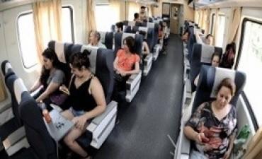 10/07/2017: Aumentan la frecuencia de trenes entre Constitución y Bahía Blanca y agregan una parada en Saavedra