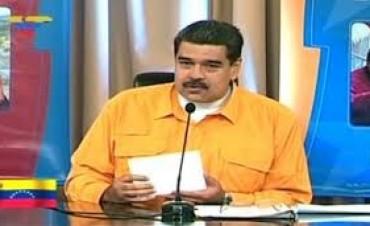 12/07/2017: Maduro rechazó amenazas de EEUU por la Constituyente