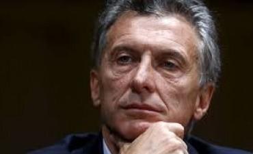 12/07/2017: Macri lamentó que Gils Carbó