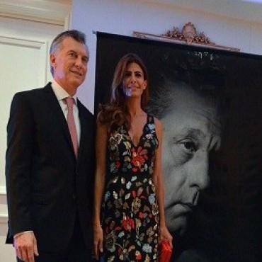 13/07/2017: El Presidente rindió homenaje a Favaloro, a 50 años del primer bypass