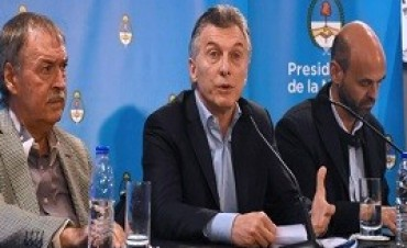 13/07/2017: Schiaretti se quejó porque Macri estuvo para