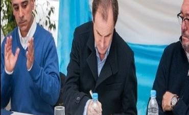 14/07/2017: El gobierno provincial encarará la obra de acceso a Aldea San Antonio por 185 millones de pesos