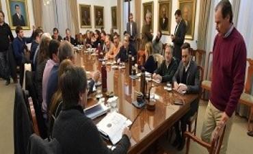 17/07/2017: Bordet le pidió a su equipo de gobierno redoblar esfuerzos