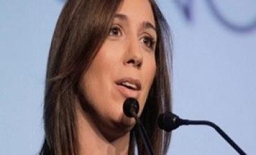 20/07/2017: Vidal alertó que si Cambiemos no gana la elección,